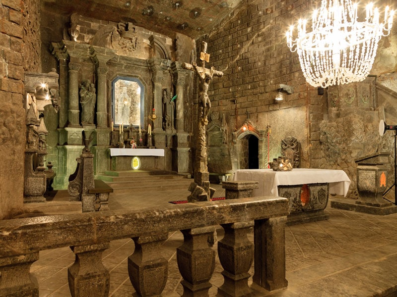 Krakow Salt Mine Day Tours